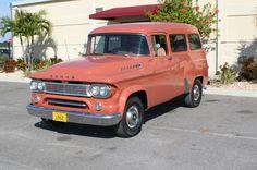 1962 Dodge Town Wagon