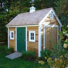 new england style shed - Google Search