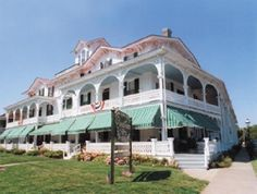 Chalfonte Inn Cape May New Jersey