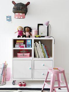Ideas y muebles para una perfecta organización