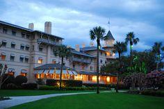 Main Jekyll Island Club Hotel