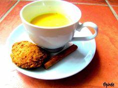 L'éphémère quotidienneté des repas et autres trucs de magie: Lait épicé au curcuma