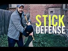Combatives: Stick Defense - YouTube