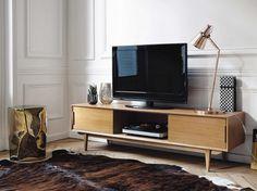 meuble télé vintage