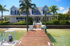 Lots of hotels invest a lot of effort and capital into making your first impression of their property a most positive one. Not Deep Water Cay...