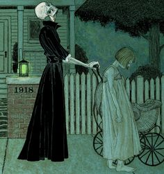 @adrienne Justice this is cool. Danse Macabre by Rob Harrison