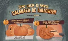 Cómo se nota que nos acercamos a Halloween. Otro artículo sobre decoración con calabazas, made in Europa Press.