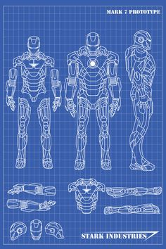 Arc Reactor Blueprints By Fongsaunder Deviantart Com On Deviantart Comic Art Pinterest