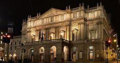 Conoce la hermosa Scala De Milán