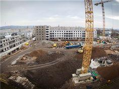 Wie Dresden schneller Wohnungen bauen kann: Private Bauherren beklagen zu viele Auflagen und zu langsame Bürokratie. Die Bauverwaltung verspricht Besserung. - Foto: © Sven Ellger