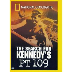 National Geographic: The Search For Kennedy's PT 109 (dvd_video)