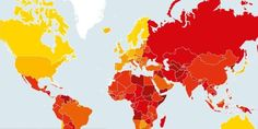 Here's How Bad Corruption Is Around The World