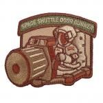 space shuttle door gunner tab - photo #22