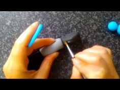 How to make a motorbike cake topper out of modelling icing part 2 by The Cake…