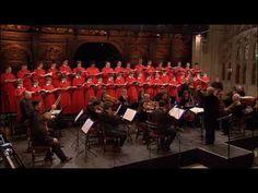 ▶ Hallelujah - Choir of King's College, Cambridge live performance of Handel's Messiah - YouTube