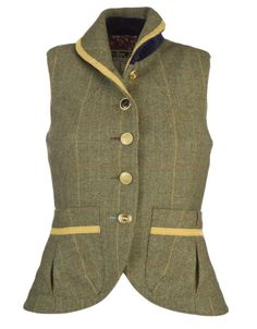 Joules Beverley Gilet - Absolutely adorable riding vest for Autumn.