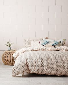 Kirra Tufted Cushion in Grey by Sage and Clare - Curious Grace Girls Bedroom, Bedrooms, Hearth And Home, Cushions, Pillows, Quilt Cover, Soft Furnishings, Sage, Comforters