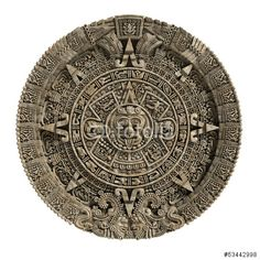 "Download the royalty-free photo ""The Mayan calendar"" created by kudinovart at the lowest price on Fotolia.com. Browse our cheap image bank online to find the perfect stock photo for your marketing projects!"