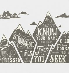 Hand Lettering Co. - pretty scriptures for wallpaper...