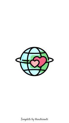 Tumblr Wallpaper, Cute Wallpaper Backgrounds, Wallpaper Iphone Cute, Cute Wallpapers, Kawaii Doodles, Cute Doodles, Mini Drawings, Easy Drawings, Instagram Frame