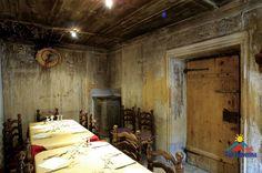Stüa dtd 1722                                                                                                                                                                Locanda del Cardinello                                                                                                                                                             Isola di Madesimo Sondrio North Italy