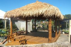 If you are looking for the perfect outdoor gazebo and entertaining area to unwind and relax under, then theBali Hutis for you. In this blog I am going to profile a 4 x 5 stylish Bali Hut with Decking fromMatt's Homes and Outdoor Designs.