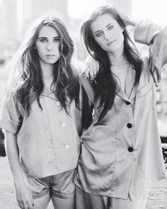 two favorite girls from HBO GIRLS
