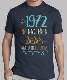 1972 Dad To Be Shirts, Cool Shirts, Shirt Print Design, Shirt Designs, T Art, Original Gifts, Diy Clothes, Printed Shirts, Men Casual
