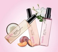 Spritz on a light scent for the warmer months ahead! #mark.'s Get Misty Body Mists in Coconut Treat, Plum Berry and Jasmine Petal! http://sgruman.avonrepresentative.com/