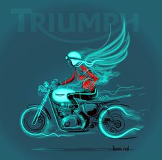 Celebrating Women Riders & Womens Rights this with this beautiful. Bike Drawing, Bike Pic, Bike Illustration, Drawing Wallpaper, Best Movie Posters, Graphic Artwork, Motorcycle Art, Lady Biker, Art Logo