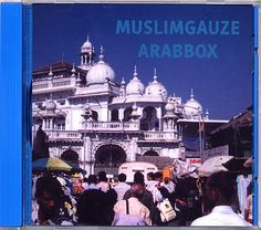 #muslimgauze #ambient #oriental #industrial #experimental #electronic #music - Arabbox cd (special edition)