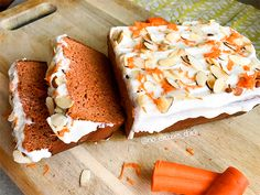 Delectable Carrot Spice Protein Bread | LBFH- article