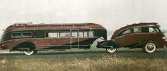 The zephyr Land Yacht -1936