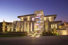 ultra modern home exterior design Magnificent Ultra Modern House Exterior Design