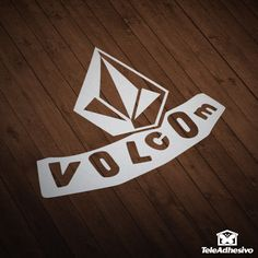 Adesivi per Auto e Moto Volcom 2