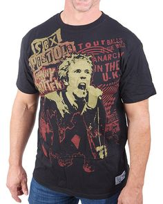 Sex Pistols - Johnny Rotten T-Shirt (Men) 430a14619