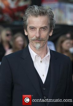 Peter Capaldi, The First 'Doctor Who' With An Oscar. Oh, You Didn't Know?