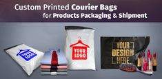 Your brand is your investment. Design packaging that interacts with your customers. Know more about Screen Printed Plastic Courier Bags here. Packing Supplies, Design Packaging, Business Logo Design, Printed Bags, Screen Printing, Branding, Plastic, Prints, Blog