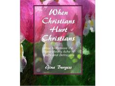 Listen to the Christian Authors on Tour (CAOT) Blog Talk Radio Show on Friday, July 29th at 2 p.m. for a LIVE interview with Christian author, Gina Burgess!