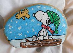 Pine Cone Decorations, Christmas Decorations, Christmas Ideas, Tea Light Snowman, Painted Rocks, Hand Painted, Christmas Rock, Christmas Chalkboard, Dollar Store Christmas