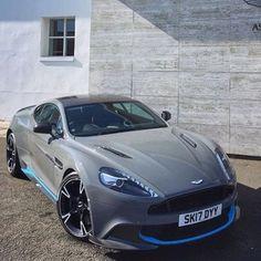 "1,240 Likes, 4 Comments - Aston Martin Motorsports (@am_motorsports) on Instagram: ""Vanquish S | @astonmartinedinburgh"""