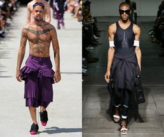 Ways to Do Androgynous Menswear Well.