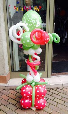 Ajándékcsomag lufioszlop  Balloon & Trend