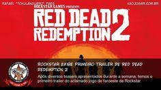 Rockstar Exibe Primeiro Trailer De Red Dead Redemption 2 - Após diversos teasers apresentados durante a semana, temos o primeiro trailer do aclamado jogo de faroeste da Rockstar. #RedDeadRedemption #RedDeadRedemption2 #RockstarGames