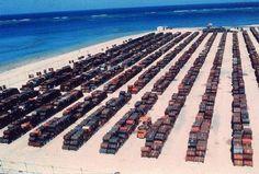File:Leaking Agent Orange Barrels at Johnston Atoll.jpg This is the chemical used in Vietnam war. Vietnam History, Vietnam War Photos, Vietnam Veterans, Blue Water Navy, American Veterans, American War, Navy Veteran, Royal Marines, War Image