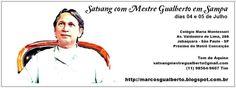 Encontro Satsang Mestre Gualberto - São Paulo @marcosgualberto @tomdeaquino