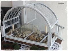 Weiteres - ♥Vogelkäfig,vintage♥ - ein Designerstück von lavendelherzl bei DaWanda