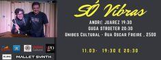 André Juarez e Guga Stroeter Só Vibras