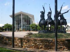 Oklahoma City | Oklahoma City: National Cowboy and Western Heritage Museum