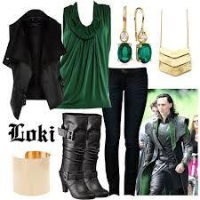 modern #Loki female style